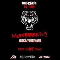 Logo of show MercRRRRedi!!!