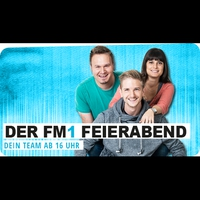 Logo of show FM1 Feierabend