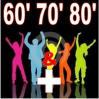 Logo de l'émission Les Années 60 - 70 - 80 et +