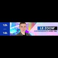 Logo de l'émission Le Zoom