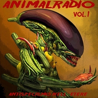 Logo of show Animal Radio