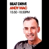 Logo of show Beat Drive with Andy Mac