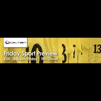 Logo of show Friday Sport Preview