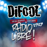 Logo de l'émission DIFOOL – RADIO LIBRE