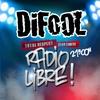 Logo of show DIFOOL – RADIO LIBRE