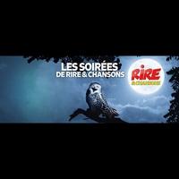 Logo de l'émission Les soirées de Rire & Chansons