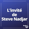 Logo de l'émission L'invité de Steve Nadjar
