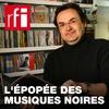 Logo of show L'épopée des musiques noires