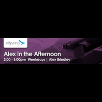 Logo of show Alex in The Afternoon