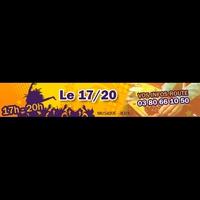 Logo de l'émission Le 17/20