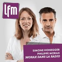 Logo of show MORAX DANS LA RADIO