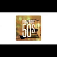 Logo of show Friday Night 50s