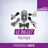 Logo of show Le Billet politique