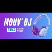 Logo de l'émission Mouv' DJ - Guest