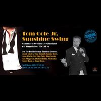 Logo de l'émission Sunshine Swing - with Tom Cole Junior