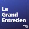 Logo of show Le grand entretien de Radio J