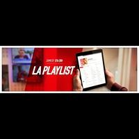 Logo de l'émission La playlist du Samedi