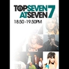 Logo of show The Top 7 At 7