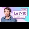Logo de l'émission Le 7-10 du Week-end