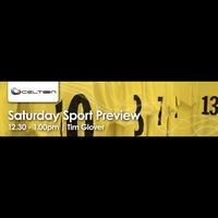 Logo de l'émission Saturday Sport Preview