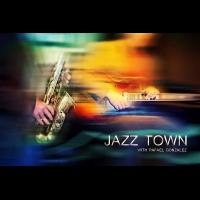 Logo de l'émission Jazz Town with Raphael Gonzalez