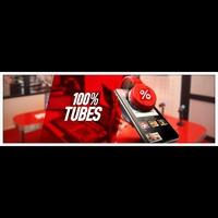 Logo de l'émission 100% Tubes