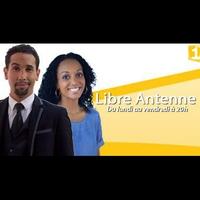 Logo of show Libre antenne