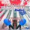 Logo of show Forum Radio J de Frédéric Haziza
