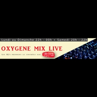 Logo of show Oxygène Mix Live