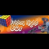 Logo of show Friday Night 80's