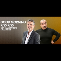 Logo de l'émission Good Morning Kiss Kiss