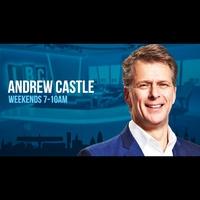 Logo of show Andrew Castle