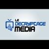 Logo de l'émission Le Décryptage Média