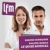 Logo of show MORAX DANS LA RADIO - LE QUIZZ MUSICAL
