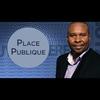 Logo de l'émission Place Publique