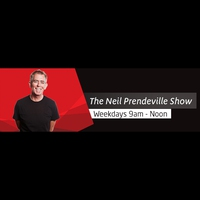 Logo of show The Neil Prendeville Show