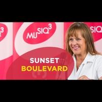 Logo de l'émission Sunset Boulevard