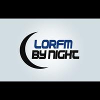 Logo de l'émission LOR'FM by night