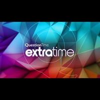 Logo de l'émission Question Time Extra Time