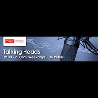 Logo of show Talking Heads