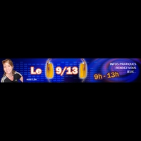 Logo de l'émission Le 9/13