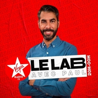 Logo of show Le Lab Virgin Radio