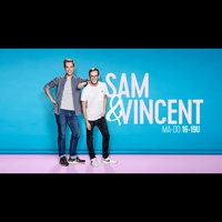 Logo of show Sam & Vincent