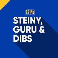 Logo de l'émission Steiny, Guru & Dibs