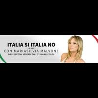 Logo de l'émission Italia SI Italia NO