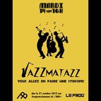 Logo de l'émission Jazzmatazz