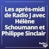 Logo de l'émission Les après-midi de Radio J