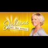 Logo de l'émission Juliane bei der Arbeit
