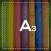 Logo de l'émission A3 il formato dell'arte