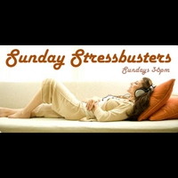 Logo de l'émission Sunday Stressbusters with David Dennihy